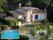 Holiday independent house La gaude